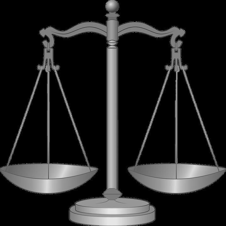 картинка весы богини правосудия