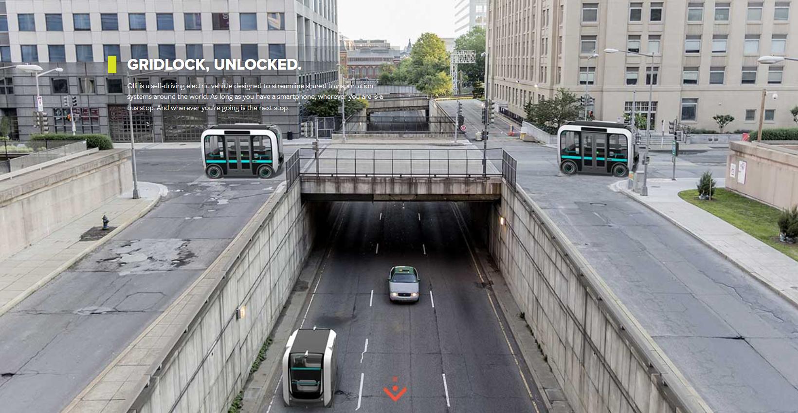 Когда по Германии будут ездить автобусы на автопилоте? фото 1