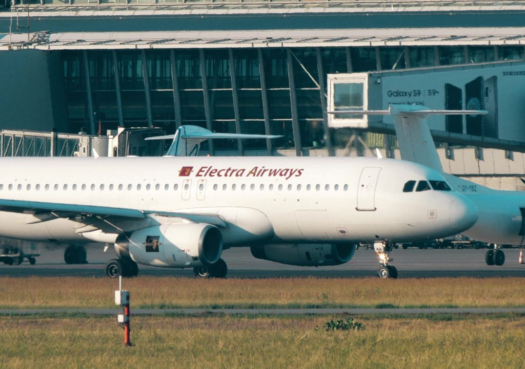 Electra Airways Airbus A320-231