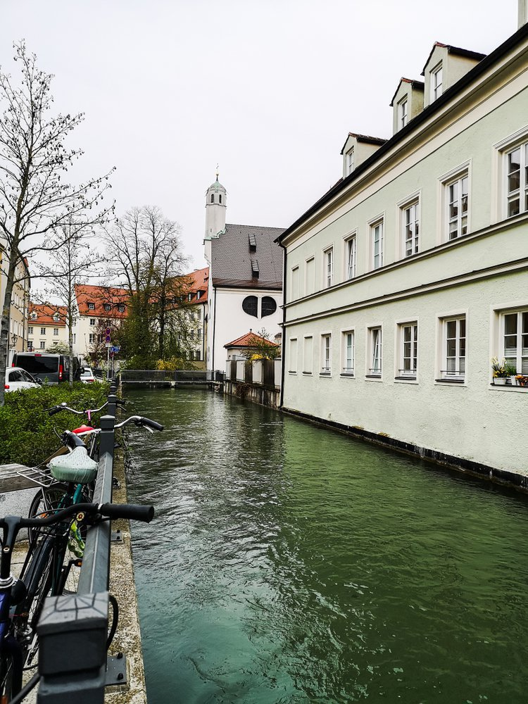 Quiet streets of Old town in Augsburg.jpg