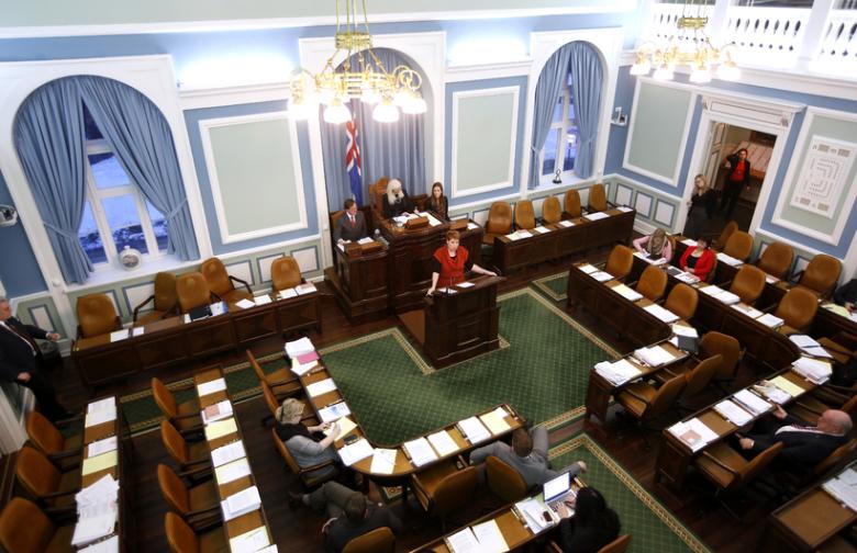 Парламент Исландии останется по-прежнему «мужским» органом законодательной власти