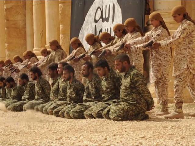 подготовка боевиков для терактов фото