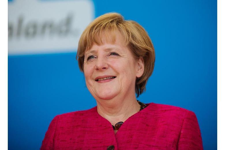 Ангела Меркель обеспокоена защитой границ ЕС фото