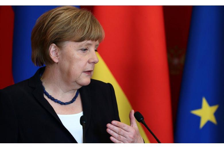 Ангела Меркель: «Танки на улицах Турции – это неправильно». фото 1