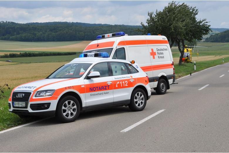Нападение на поезд в Вюрцбурге: есть раненые фото 1