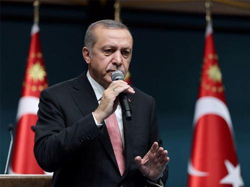 Реджеп Эрдоган: «У них есть танки, а у меня мой народ и вера» фото 1