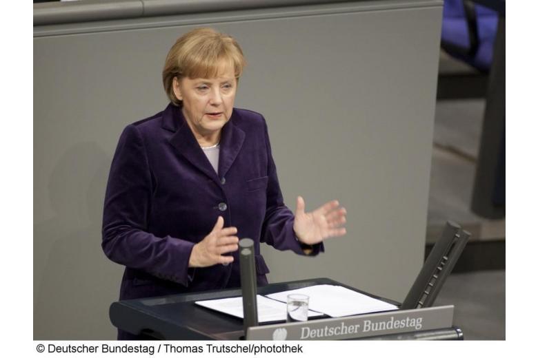 Ангела Меркель объявляет войну ИГИЛ фото 1