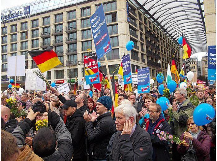 Рекламу партии «Альтернатива для Германии» отказываются печатать по всей стране фото 1