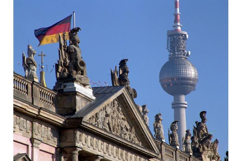 Берлин - столица Германии фото