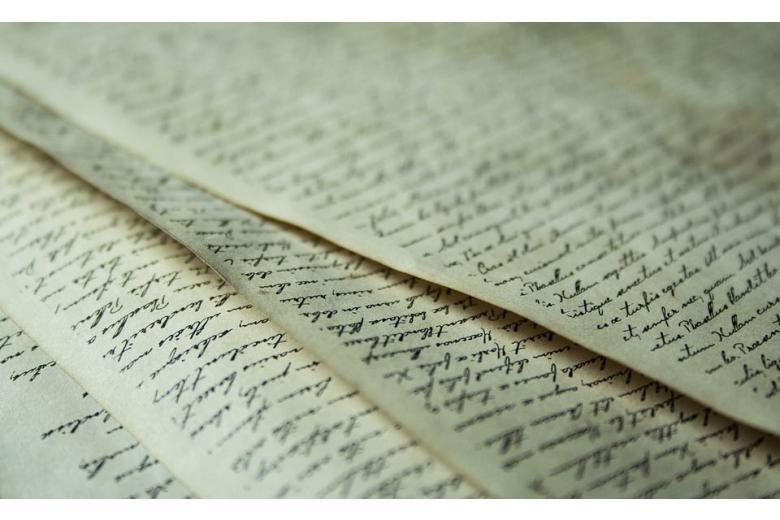 рукописные тексты фото