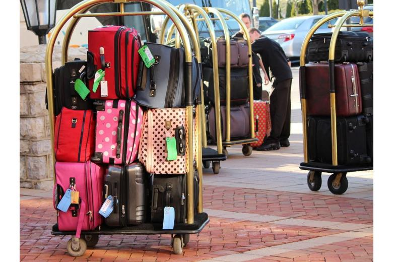 лишний багаж на отдыхе фото