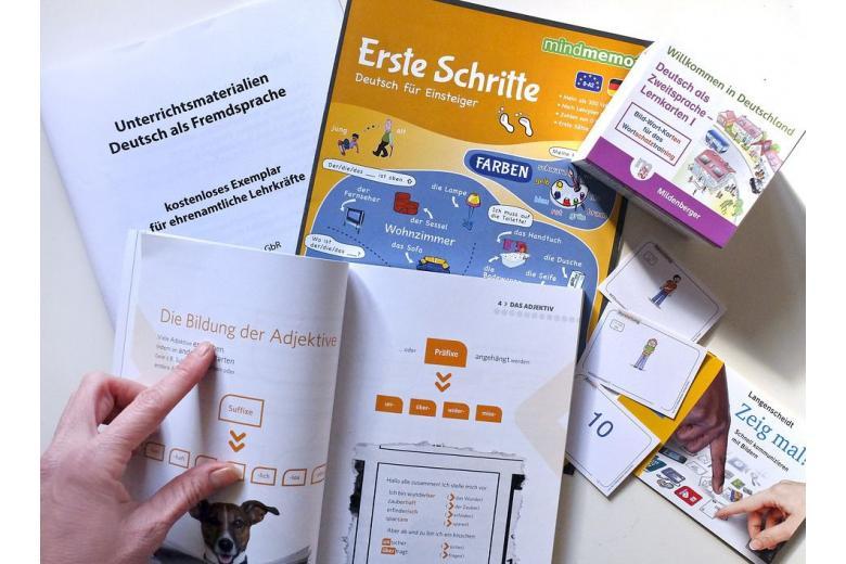 изучение немецкого языка переселенцами фото