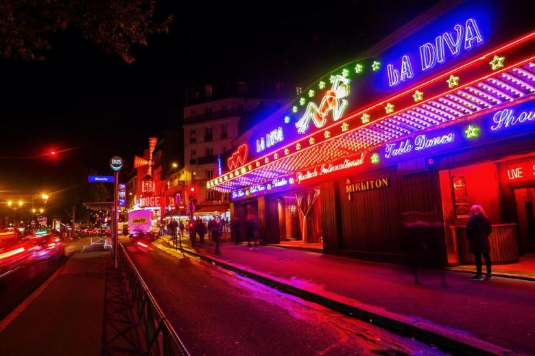 Герои нашего времени: в Гамбурге в честь проститутки назвали улицу фото 1