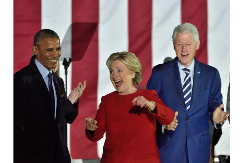 Немцы заплатили миллионы за предвыборную кампанию Клинтон фото 1