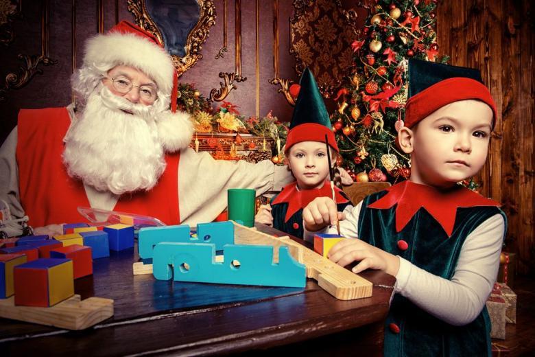 Рождественская мастерская фото 1