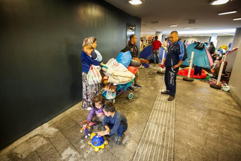 Германия начала борьбу с ленивыми переселенцами фото 1