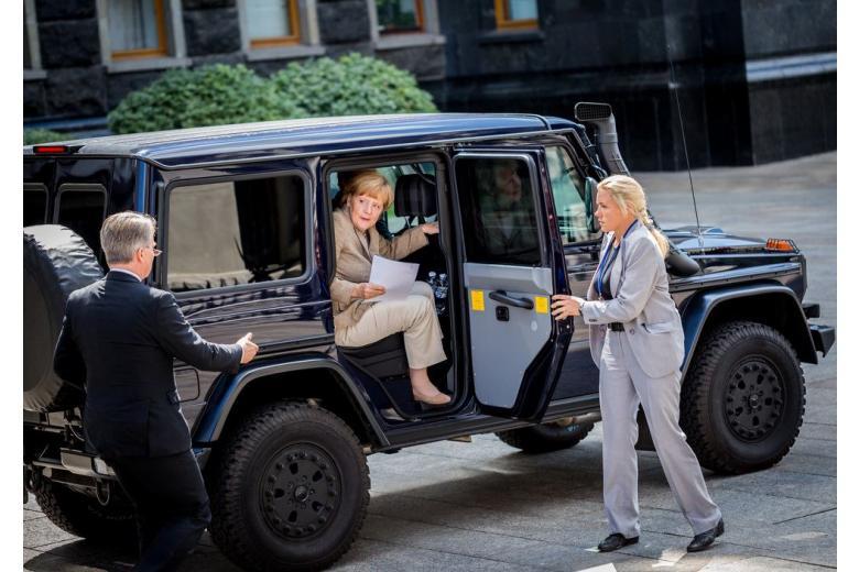 Какие планы у Меркель на ближайшие четыре года? фото 1