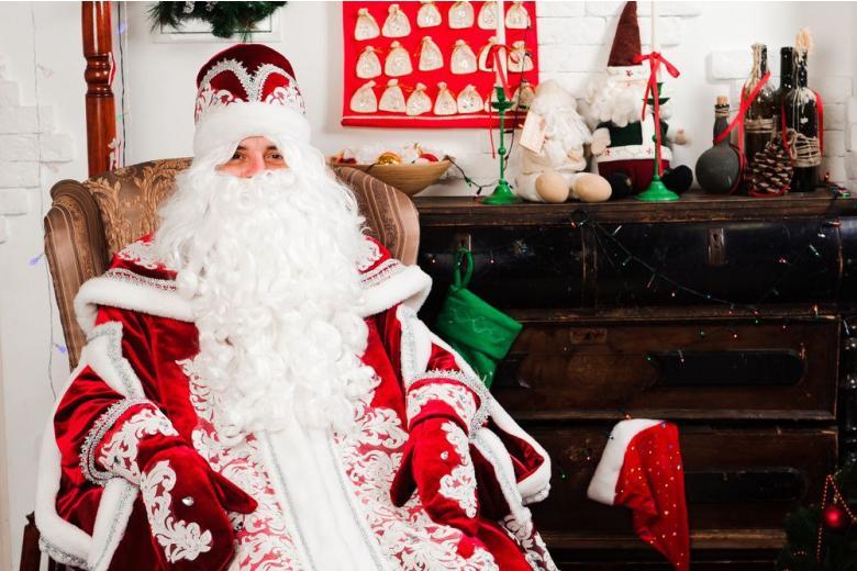 О родословной немецкого Деда Мороза