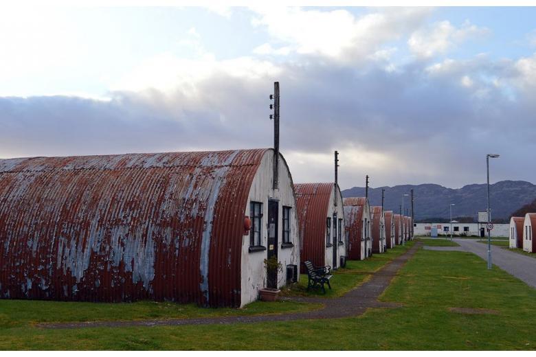 Перевоспитался: бывший эсэсовец оставил многотысячное наследство шотландским пенсионерам фото 1