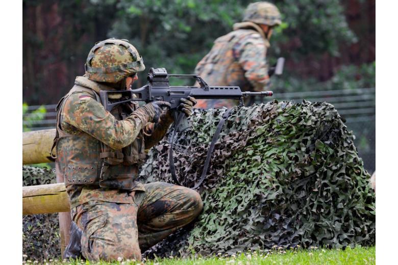 Кто защитит Германию? фото 1