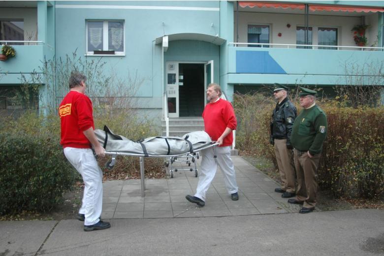 «В бой идут одни старики»: в немецком доме престарелых один дедушка убил другого фото 1