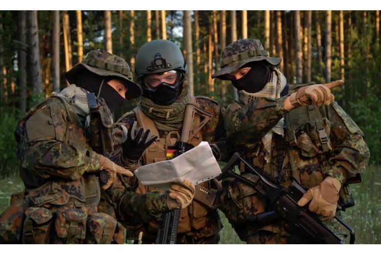 Германия готовится к отправке военных в Украину фото 1