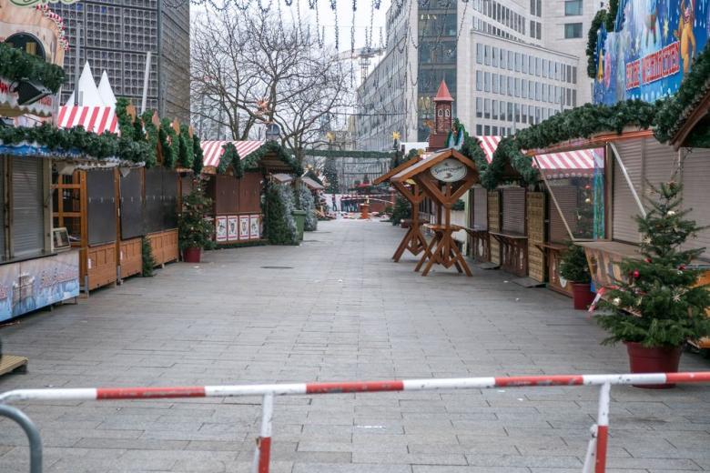 Беззащитное Рождество в центре Европы фото 1
