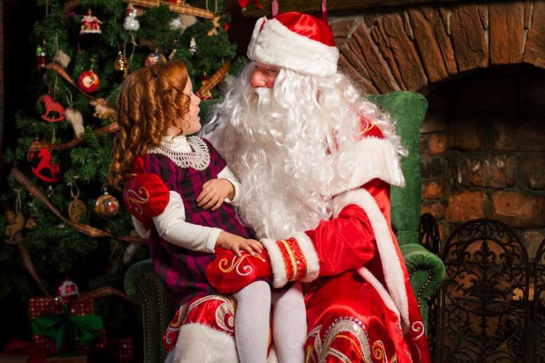 Непростой герой. Вреден ли Дед Мороз для детской психики? фото 1