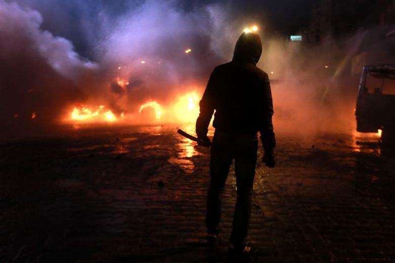 Президент Германии боится роста насилия и радикализма фото 1
