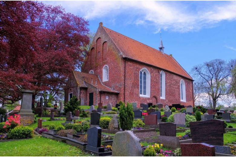 В Германии стали вдвое чаще грабить кладбища фото 1
