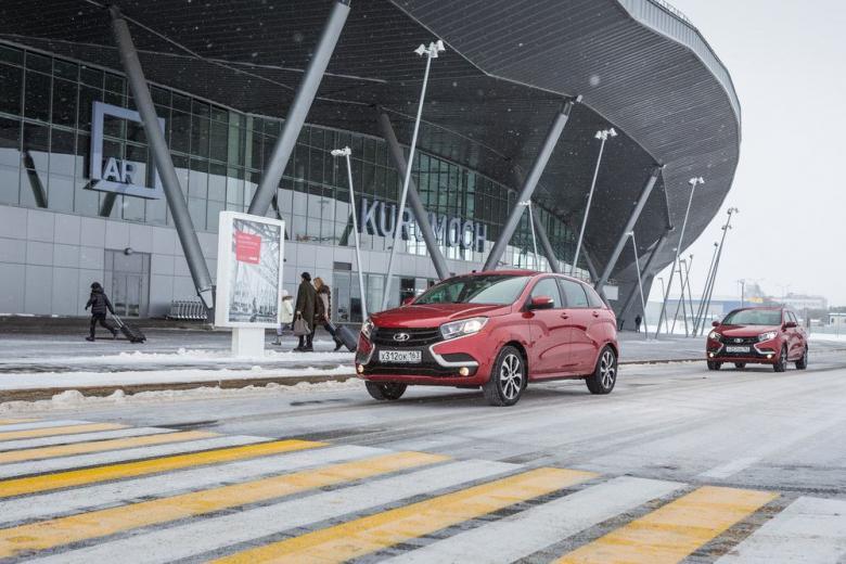 Автомобили Lada тысячами продаются в Германии фото 1