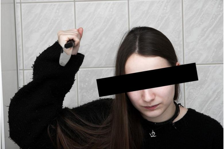 В ФРГ осудили школьницу, напавшую на полицейского по приказу ИГИЛ фото 1
