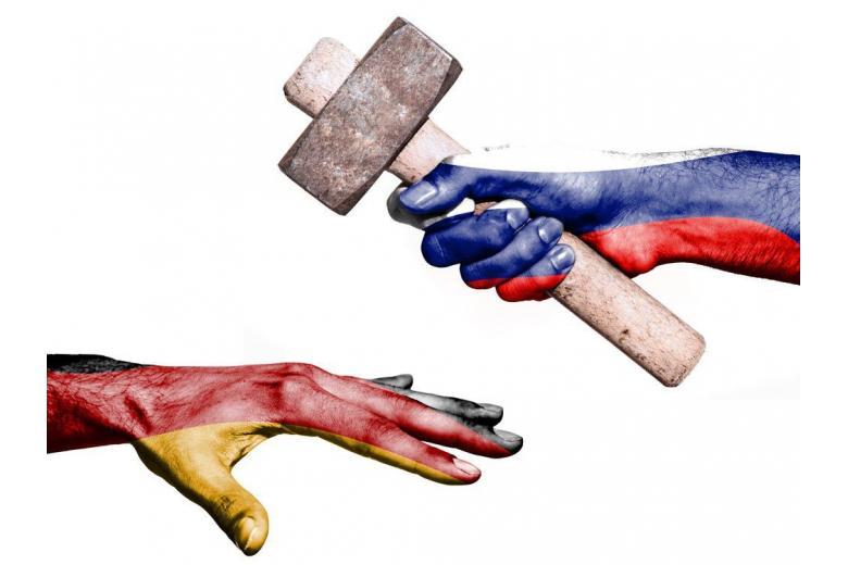 Немецкие предприятия закрываются в России фото 1