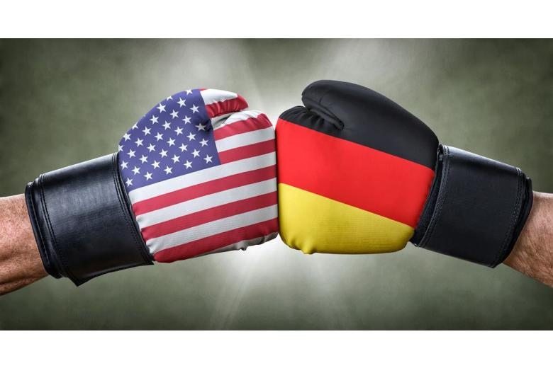 Эксперты боятся, что США может угрожать торгово-экономической войной  Германии фото 1