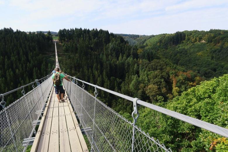 В Гессене построят подвесной мост длиной почти в полкилометра (+видео) фото 1