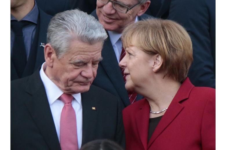 Йоахим Гаук: «Германия должна взять на себя больше международной ответственности» фото 1