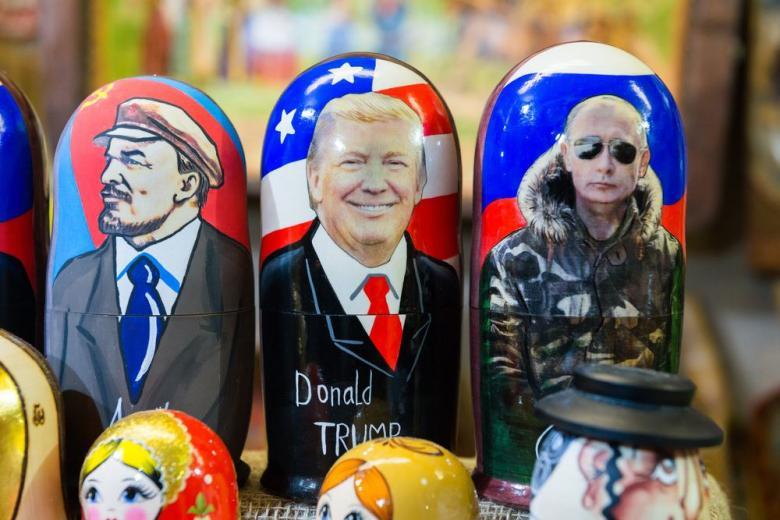Трамп хочет поладить с Путиным фото 1