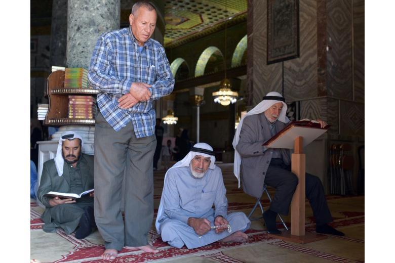 Мусульмане смогут исповедаться в тюрьме фото 1