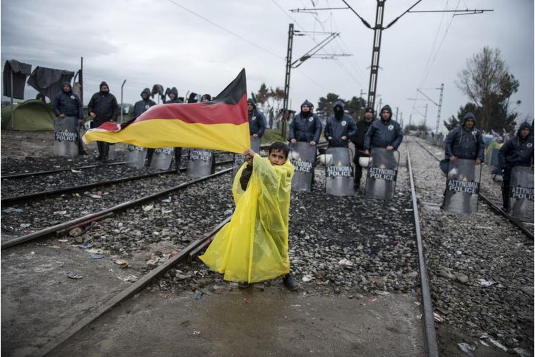 Европейцы против мусульман – опрос фото 1