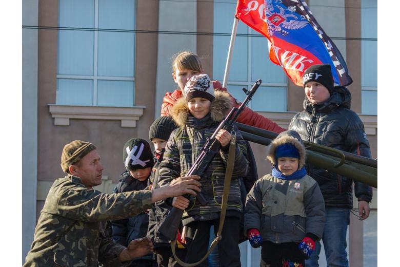 НАТО готово вмешаться в конфликт на Украине фото 1