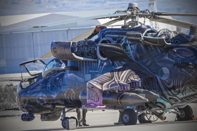 В Германию прибыли вертолеты для Восточной Европы. Угрожают ли они России? фото 1