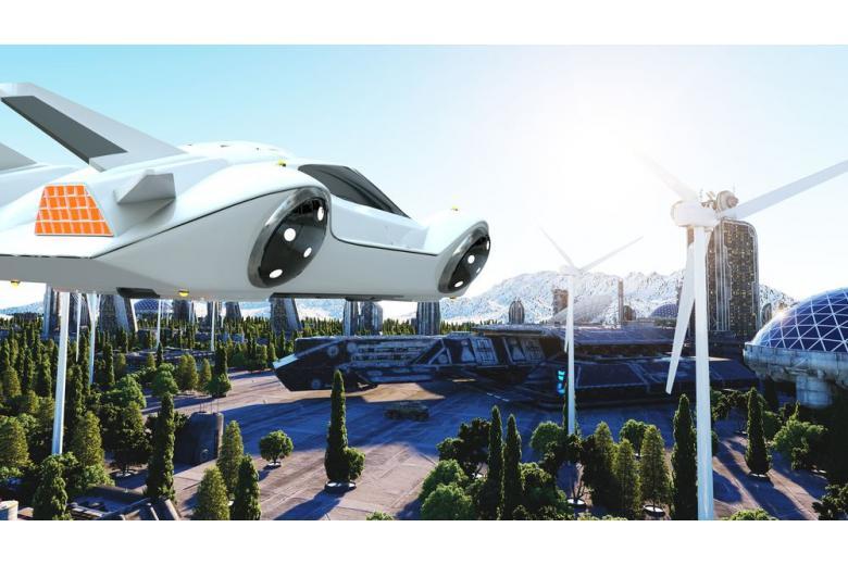 В Европе скоро будут продавать летающие авто (видео) фото 1