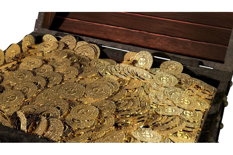 Баварские дети нашли клад стоимостью 250 тысяч евро фото 1