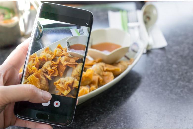 Немцы придумали, как проверять качество еды, снимая её на мобильный фото 1