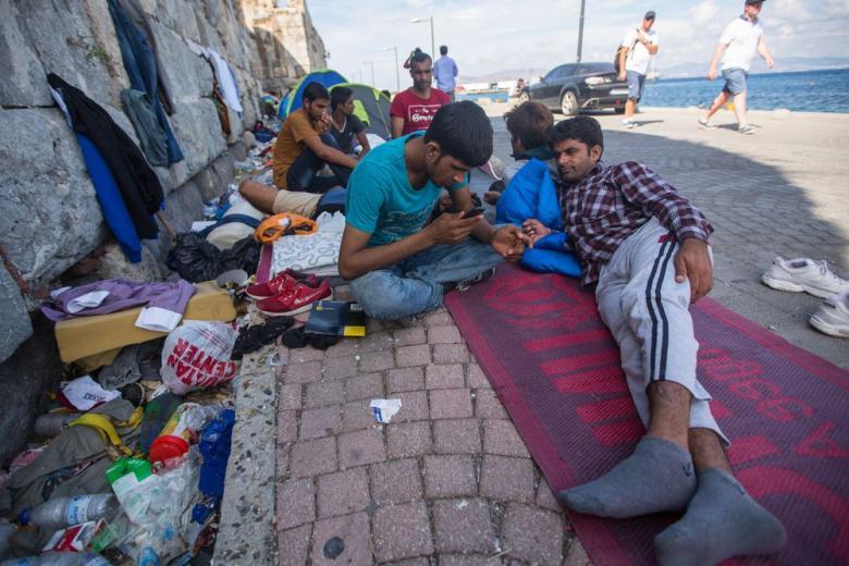 Рано обрадовались. Эксперты прогнозируют постоянный наплыв мигрантов в Германию фото 1
