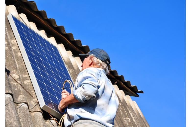 За проживание в домах с солнечными батареями будут платить фото 1