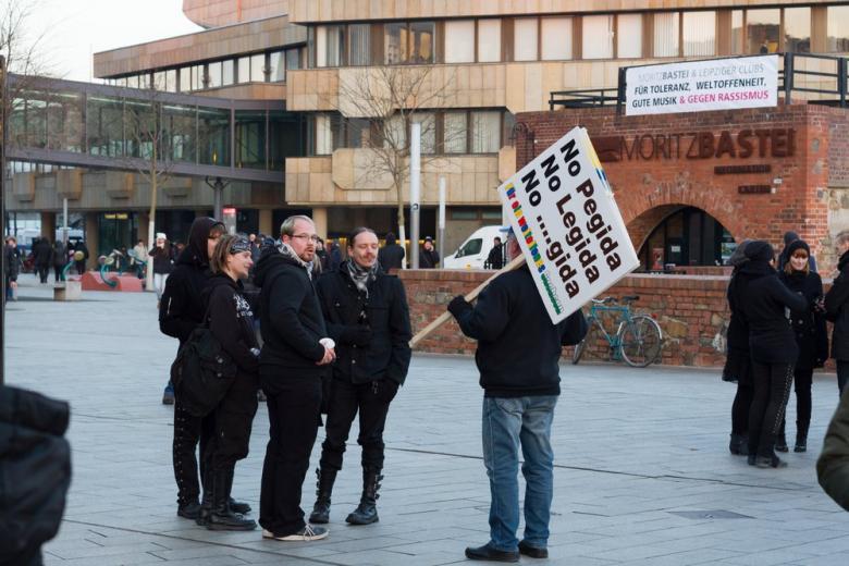 Рынок труда Восточной Германии страдает от ксенофобов фото 1