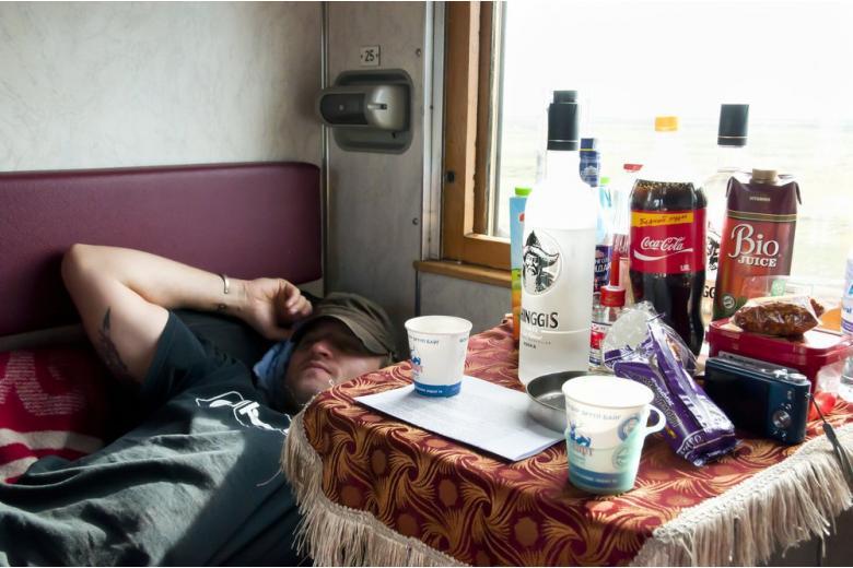 Немцы не смогут пить алкоголь в поездах фото 1