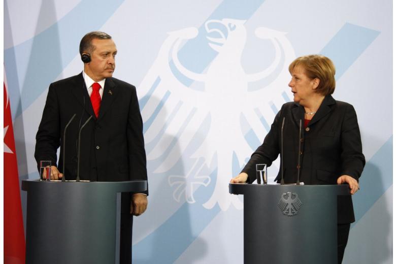 Глава МИД Турции: «Германии стоит поучиться хорошему поведению» фото 1