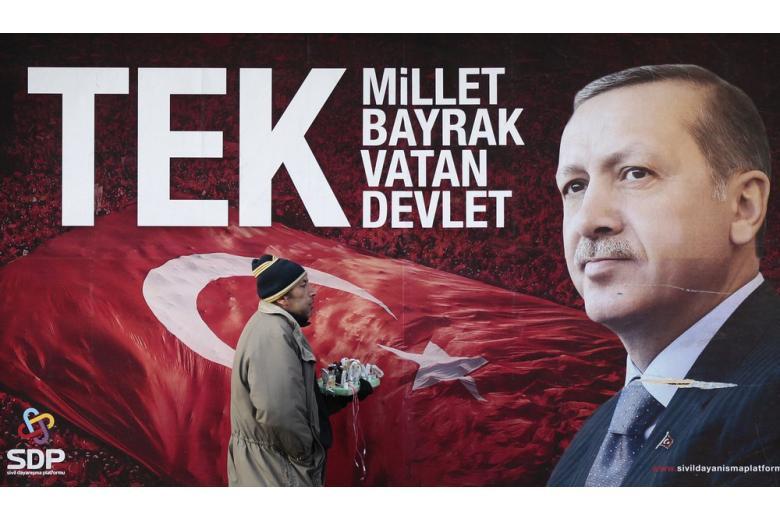 Эрдоган назвал немецких политиков нацистами фото 1